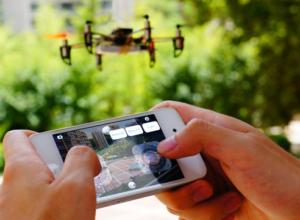 drona_smartphone