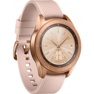 galaxy-watch-42-mm-corp-auriu-curea-silicon-roz