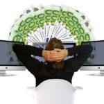 Online Banking Euro Online Earn Money Earn Woman